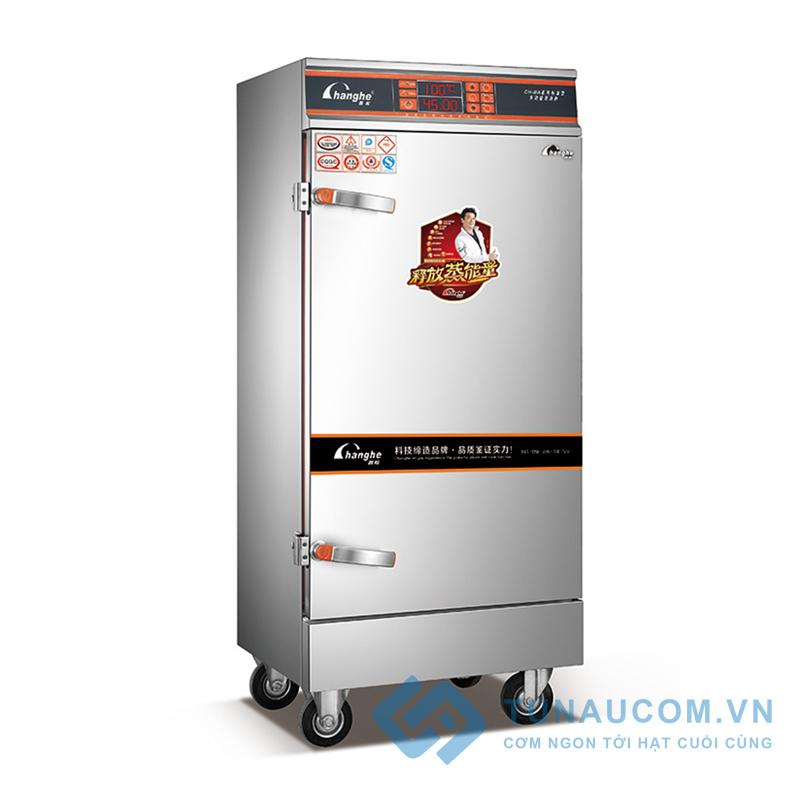 Tủ nấu cơm điện có bảng điều khiển CH-BA-300 (từ 6 – 12 khay)