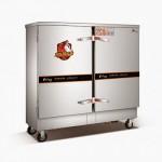 Tủ nấu cơm 24 khay dùng gas JY-ZG-600