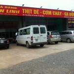 Lắp đặt tủ nấu cơm 12 khay dùng được cả gas và điện cho nhà hàng Tiến Linh