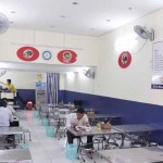 Lắp đặt Tủ nấu cơm ga 12 khay cho nhà hàng cơm tấm Quỳnh