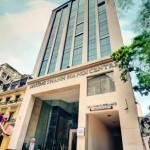 Khách sạn Mường Thanh Hà Nội sử dụng tủ nấu cơm, tủ sấy bát công nghiệp