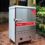 Nhà hàng White House sử dụng tủ nấu cơm gas 6 khay của BEP36