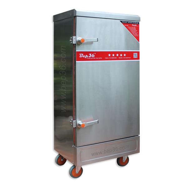 Thiết kế hiện đại của chiếc tủ nấu cơm