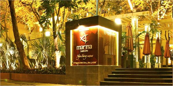 Nhà hàng Marina Ngọc Sương