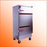 Phân vân của khách hàng giữa sử dụng tủ nấu cơm chạy gas và điện