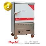 Tủ nấu cơm gas tiết kiệm năng lượng gấp 2 lần bếp gas thường