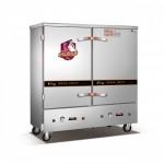 Tủ nấu cơm 20 khay dùng gas JY-ZG-500
