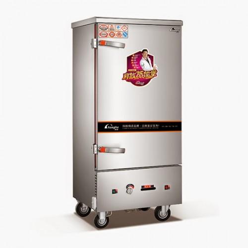 Tủ nấu cơm 8 khay dùng gas JY-ZG-200