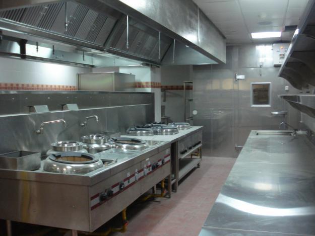 Thiết kế bếp công nghiệp cho nhà máy