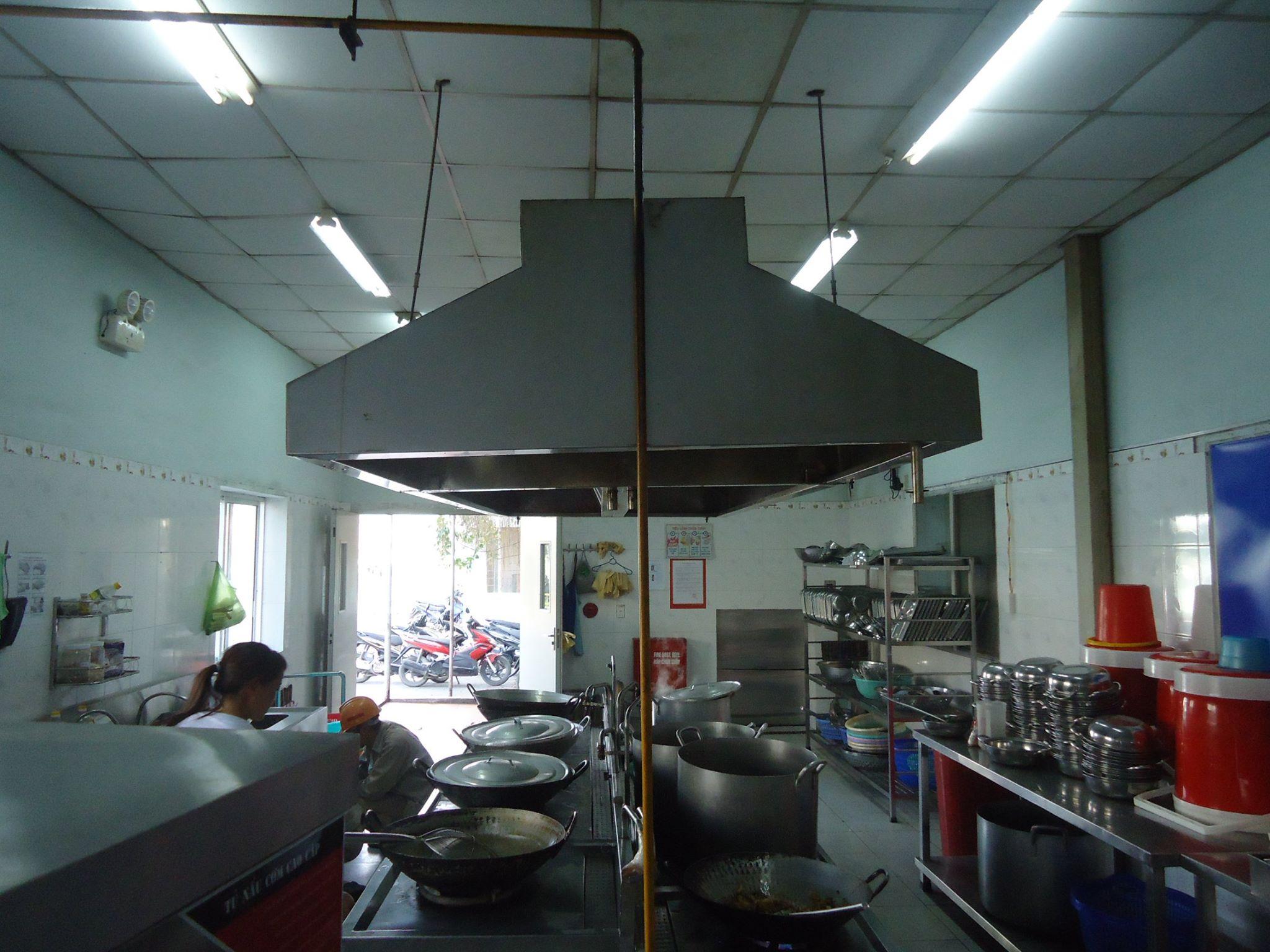 Bếp của Lihit Lab Việt nam