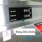 Tủ nấu cơm điện có bảng điều khiển