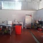 Cung cấp tủ nấu cơm cho công ty TNHH dược Hanvet