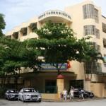 Tủ nấu cơm dùng gas 12 khay lên đường theo tiếng gọi của Khách sạn Công Đoàn Sầm Sơn Thanh Hoá