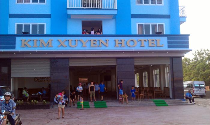 Khách sạn Kim Xuyến Sầm Sơn
