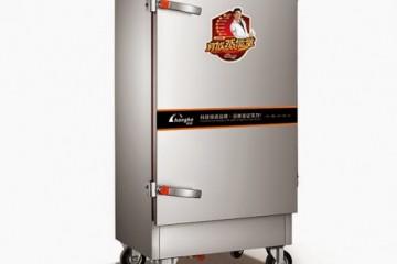 Nhà ăn sinh viên đại học sư phạm Thái Nguyên dùng tủ nấu cơm bằng gas
