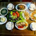 Tủ cơm công nghiệp trở thành trợ thủ đắc lực cho nhà hàng Ẩm thực Hồng Hạc