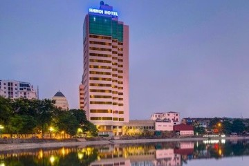 Tủ sấy bát, tủ nấu cơm công nghiệp đã đến với khách sạn Hà Nội