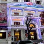 Cung cấp tủ nấu cơm 12 khay điện cho nhà hàng Biển Đông