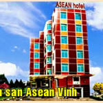Khách sạn Asean Vinh
