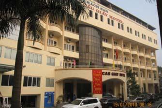 Khách sạn Cầu Giấy chinh phục khách hàng bằng tủ nấu cơm