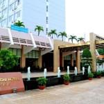 Khách sạn Hữu Nghị dùng tủ nấu cơm công nghiệp