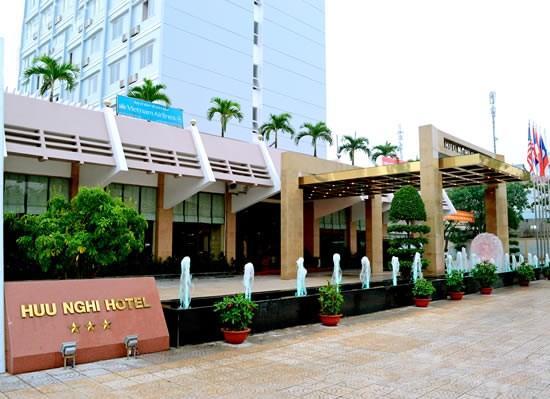 Khách sạn Hữu Nghị, Vinh