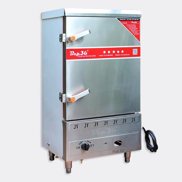 Tủ nấu cơm 8 khay gas / điện TCGD8 plus