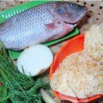 Công thức làm món cá hấp nấm tuyết