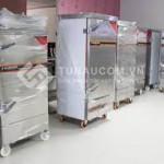 Cung cấp tủ nấu cơm cho nhà hàng Phương Nam