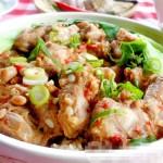 Chim cút nhồi cốm hấp bằng tủ nấu cơm, bạn đã thử chưa?