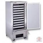 Chăm sóc công nhân với tủ nấu cơm công nghiệp