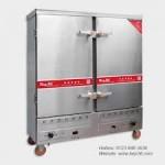 Công suất tiêu thụ điện của tủ nấu cơm công nghiệp