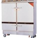 Nấu cơm bằng tủ nấu cơm công nghiệp