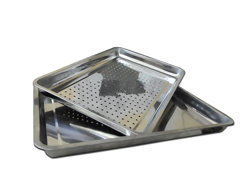 Khay nấu và khay hấp sử dụng trong tủ nấu cơm công nghiệp 2018