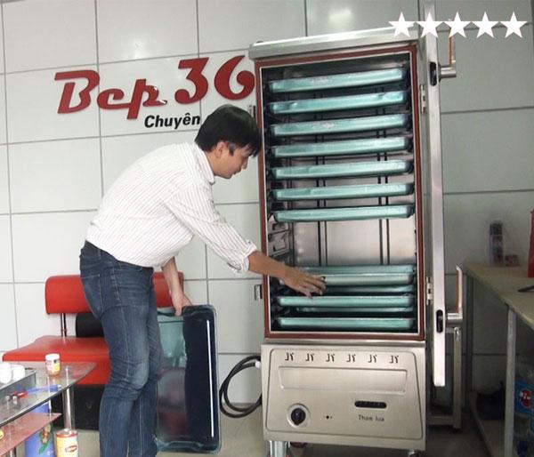 Hướng dẫn sử dụng tủ nấu cơm chi tiết bằng video