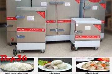 Tại sao tủ nấu cơm công nghiệp Bep36 lại hoàn hảo đến như vậy
