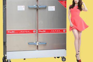 Tủ nấu cơm công nghiệp Bep36 cung cấp cho hàng nghìn đơn vị